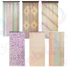 Bamboo Beaded Door Curtains Australia by Fly Door Beads U0026 Fly Curtain From Kitsch Kitchen