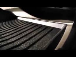 thermoplastic floor mats youtube