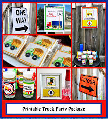 Printable Truck Party Package Printable Road Signs, Water Labels ... Cstruction Party Cake Dump Truck Dump Truck Birthday Party Boy Second Birthday Cstruction With Free Printable Printables Favorsdump Craycstruction 40 Stickers For Lollipops Favor Boxes Toy 12 Best Inspiration Images On Dumptruck Treat Stands Cones Orientaltradingcom 14 Invitations Many Fun Themes 1st Invitation Banner Decor