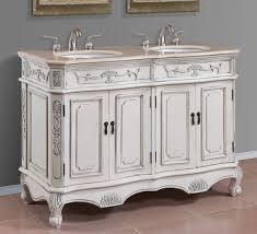 60 inch white double sink vanity best bathroom decoration