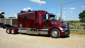 Greg And Danelle Swafford's 2016 Western Star 5700