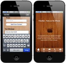 Spoof iPhone Call Logs SMS GPS Location With FakeMyi