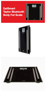 Taylor Bathroom Scales Customer Service by 47 Best Taylor Bluetooth Body Fat Smart Scale Images On Pinterest