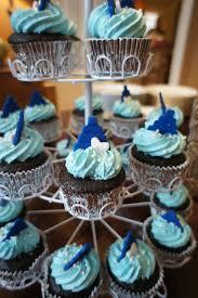 Royal Cupcakes For A Wedding