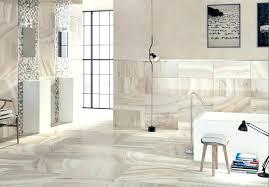 Marble Bathroom Flooring Tile Floor Decor Ideas