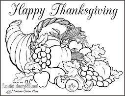Free November Coloring Pages Archives For Kids