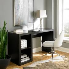 Walmart Computer Desk With Side Storage by Better Homes And Gardens Cube Organizer Desk Multiple Finishes