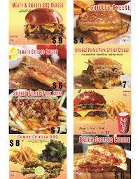 100 Cousins Maine Lobster Truck Menu EQ Office Howard Hughes Center Food LA Tacos Co