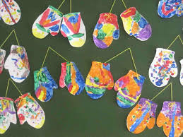 Google Search Texture Kindergarten Winter Crafts Art Projects Rhcom Snowy Mountain