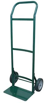 100 Harper Hand Truck S 300 Lb Capacity Steel With 8 FlatFree
