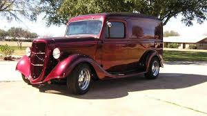Classic 1935 Ford Custom Panel Truck For Sale #4190 - Dyler
