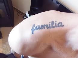 Spanish Quote Tattoo By Arxitekt
