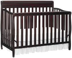 amazon com graco stanton convertible crib classic cherry