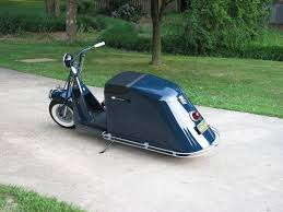 Image Detail For Anybody Remember Cushman Scooters