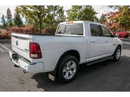 Pre-Owned 2013 Ram 1500 Sport 5.7L V8 4x4 Truck 4WD Crew Cab 140.5 ...