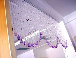 Glass Bead Curtains For Doorways by 53 Best Beaded Curtains Images On Pinterest Diy Crafts And