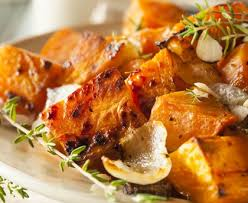 comment se cuisine la patate douce patates douces au four recette de patates douces au four marmiton