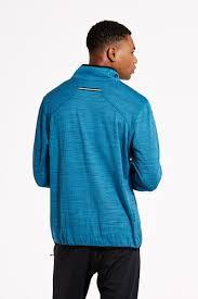 men u0027s fluid half zip pullover sweater etonic