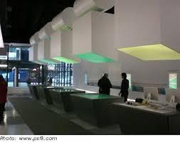 le centre d information touristique de new york a récemment subi