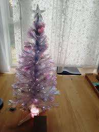 4ft Christmas Tree Sale by Sale Beautiful Brand New Fibre Optic Christmas Tree White