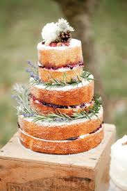 Why It Works Wednesday The Beauty Of Naked Cake