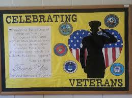 Military Bulletin Board Ideas