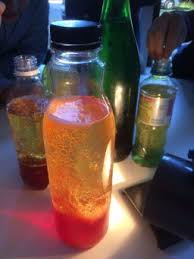 Making Lava Lamps In Science Week
