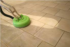 commercial grout tile cleaning