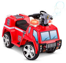 Kid Trax Fire Engine 6V Battery Powered Toddler Ride On Quad ... Vintage Style Ride On Fire Truck Nture Baby Fireman Sam M09281 6 V Battery Operated Jupiter Engine Amazon Power Wheels Paw Patrol Kids Toy Car Ideal Gift Unboxing And Review Youtube Best Popular Avigo Ram 3500 Electric 12v Firetruck W Remote Control 2 Speeds Led Lights Red Dodge Amazoncom Kid Motorz 6v Toys Games Toyrific 6v Powered On Little Tikes Cozy Rideon Zulily