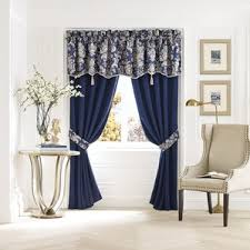 Insulated Window Curtain Liner by Damask Curtains U0026 Drapes You U0027ll Love Wayfair