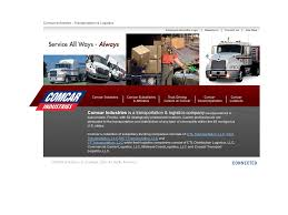 100 Wse Trucking Comcar Competitors Revenue And Employees Owler Company Profile