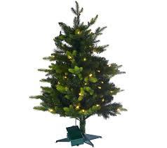 Pre Lit Christmas Tree No Lights Working by Bethlehem Lights 30