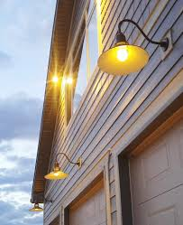 Gooseneck Barn Lights Blend Vintage And Modern For New Garage ... Outdoor Barn Light Electric Company Crustpizza Decor Porcelain Gooseneck Lights Hlight Terracotta Cladding Blog Breaker Switch Jn Structures 230 Best Exterior Images On Pinterest Co Garage Door Shutter Herman Doors The Letters Post Going Solar Getting Your Barns Off The Grid 1 Resource For Stylish Pendant Related To Interior Decorating Wheeler Esso Wall Sconce By Barn White Carriage Doors Our Nest Soho Farmhouse Serendipia
