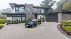 100 Canford Cliffs MODERN 4 BEDROOM DETACHED HOME CANFORD CLIFFS 25 MILLION POUND SUPERHOME