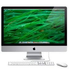 ordinateur de bureau apple imac intel i5 2 5 ghz 4go