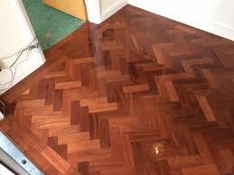 Parquet Flooring Installations