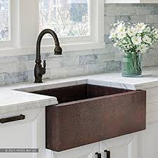 33x22 Copper Kitchen Sink by Limited Editions 33