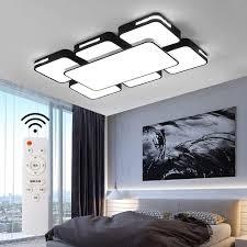 128w acryl led deckenle deckenleuchte stufenlos 2700 6500k pendaleucht le leuchte für wohnzimmer diele flur