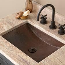 Undermount Bathroom Sinks Home Depot by Avila Copper Bathroom Sink Native Trails