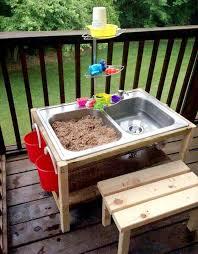 Pallet Kids Mud Kitchen