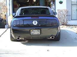 Looking For Info 2007 Mustang GT CS Ford Mustang Forum