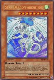 Yugioh Structure Deck List Wiki by Image Star Dragon Archfiend Png Yu Gi Oh Card Maker Wiki