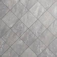 style selections tousette gray ceramic floor tile common 13 in x