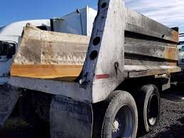 1988 Used Dump Box Has Been Burned And Has Rust. Is Missing Tailgate ... Custom Built Specialty Truck Beds Davis Trailer World Sales 2007 Ford F550 Super Duty Crew Cab Xl Land Scape Dump For Sale Non Cdl Up To 26000 Gvw Dumps Trucks For Used Dogface Heavy Equipment Picture 15 Of 50 Landscape New Pup Trailers By Norstar Build Your Own Work Review 8lug Magazine Box Emilia Keriene Home Beauroc 2004 Mack Rd690s Body Auction Or Lease Jackson
