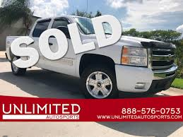 2009 Chevrolet Silverado 1500 LT Z71 City FL Unlimited Autosports