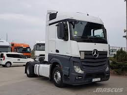 Purchase Mercedes-Benz Actros Other Trucks, Bid & Buy On Auction ...