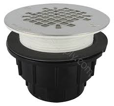 Bathtub Drain Strainer Body by Shower And Floor Drains Covers And Accessories
