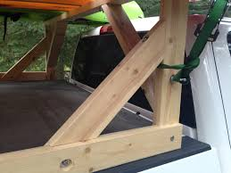 Homemade Wooden Kayak Rack For Truck Homemade Ftempo Basement Wood ... Build Diy Wood Truck Rack Diy Pdf Plans A Bench Press Ajar39twt Pvc Texaskayakfishermancom Popular Car Top Kayak Rack Mi Je Bed Utility 9 Steps With Pictures Rooftop Solar Shower For Car Van Suv Or Rving Ladder Truck 001 Wonderful Ilntrositoinfo Tailgate Bike Pad Elegant Over Android Topper Pin By Libby Dunn On Tacoma Pinterest Hitch Bed Mounted Bike Carrier Mtbrcom Bwca Home Made Boundary Waters Gear Forum