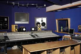 Your Classroom Is In A Real Recording Studio