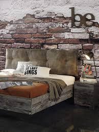 industrial style im schlafzimmer aber klar ideal für alle